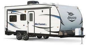 ultra light toy hauler 2015 octane super lite toy hauler jayco inc