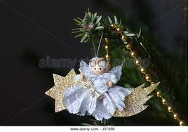 Advent Decorations Decorate Christmas Tree Angels Stock Photos U0026 Decorate Christmas