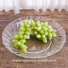 clear glass charger plates wholesale clear glass charger plates