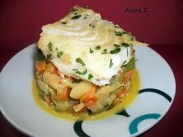 cuisiner le cabillaud recette de dos de cabillaud poêlé et petits légumes