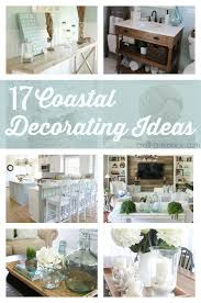 Coastal Decorating 10 Coastal Decorating Ideas Craft O Maniac