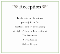 reception invitations simple wedding reception invitations yourweek 3358d4eca25e