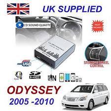 honda odyssey 2005 aux input honda odyssey mp3 sd usb cd aux input audio adapter digital cd