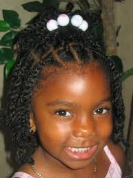 Simple Girls Hairstyles by Simple Hairstyle For African American Toddler Hairstyles
