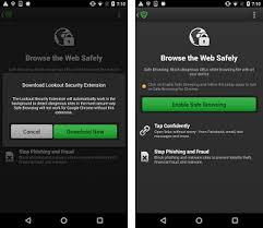 lookout security antivirus apk free lookout security extension apk version 2 0