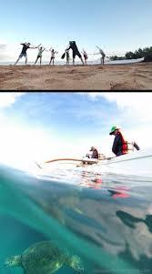 Decorative Canoe Paddles Hawaiian Outrigger Canoeing It U0027s History U0026 Revival To Date