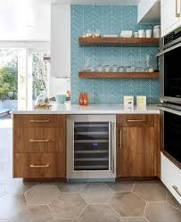 mid century modern kitchen cabinet colors 25 midcentury modern kitchens to delight the senses