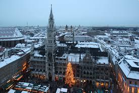 christkindlmarkt auf dem marienplatz munich christmas market on