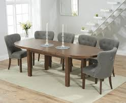 oval table and chairs buy mark harris cheyenne solid dark oak dining set oval extending