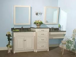 the vanities bath vanity and sink combo vessel throughout bathroom