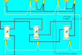 how to wire a 3 gang light switch wiring diagram wiring diagram