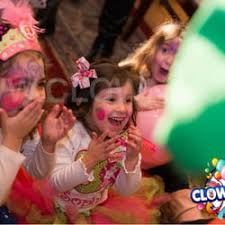 two cheerful clowns birthday children bright stock photo clowns 312 photos 52 reviews clowns 200 meacham ave elmont