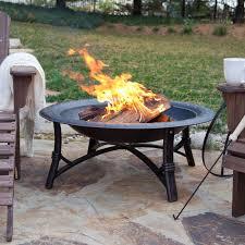 fire pit grill screen grate bonfire fire sense backyard portable