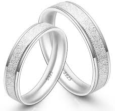 silver coloured rings images Top 15 silver rings for couples styles at life jpg