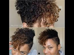 natural hair shaved side 5 natural hairstyle twist curl using jane carter solution