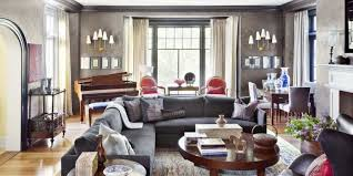 themed living room ideas 10 stylish gray living room ideas decorating living rooms with gray