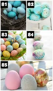 speckled easter eggs 101 easter egg decorating ideas the dating divas