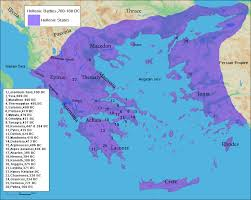 Map Of Ancient Greece And The Aegean World ancient greece introduction pptx on emaze