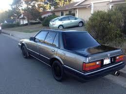 1985 honda accord sell used 1985 honda accord lx sedan 4 door 1 8l in oakland