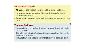 Working Backwards Problem Solving Worksheet Chapter 8 Thinking And Language Ppt Video Online Download