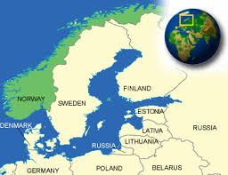 Scandinavia On Map Scandinavian Power Decision Leaves Finland At Disadvantage Power