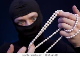 man pearl necklace images Jewel thief images stock photos vectors shutterstock jpg