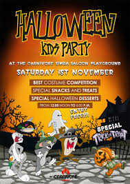 halloween kids party nairobi now arts culture and events