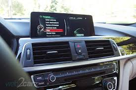navigation system for bmw 3 series 2017 bmw 330e iperformance review web2carz
