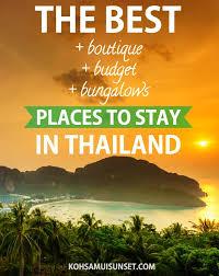 best 25 hotels in thailand ideas on thailand vacation