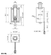 mini push pull solenoid 5v id 2776 4 95 adafruit