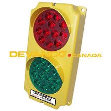 stop and go light ysg115 led devanco stop and go light yellow housing 115v led