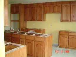 Staining Oak Cabinets Honey Oak Cabinets What Color Floor Paint Coloursgolden With Dark