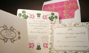 Wedding Invitation Printing Wedding Invitation Printing Nyc