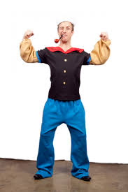 popeye the sailor popeye the sailor creative costumes