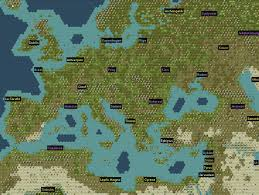 Map Of Mediterranean Europe by Extended Europe 22 Civs Tsl Civfanatics Forums
