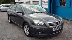 toyota avensis used toyota avensis cars for sale motors co uk