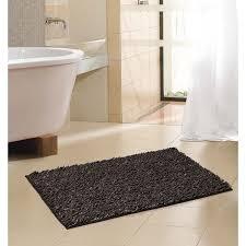 Two Tone Bathroom Vcny Gala Two Tone Chenille Microfiber Bath Rug 20 X 32 Free