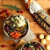 thanksgiving dinner vegan divascuisine