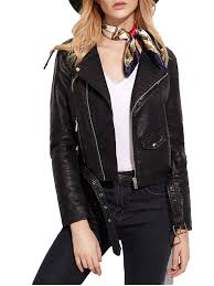 ladies leather motorcycle jacket womens leather jackets amazon com