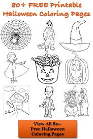 Halloween Activity Sheets And Printables 118 Best Coloring Pages For Kids Images On Pinterest Free