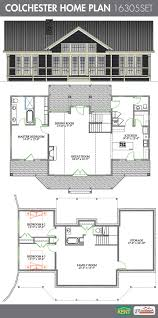 Open Kitchen House Plans by Colchester 3 Bedroom 2 1 2 Bath Home Plan Features Open Concept
