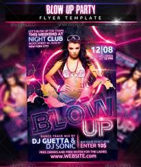 graphicriver blow up party flyer template scriptmafia org