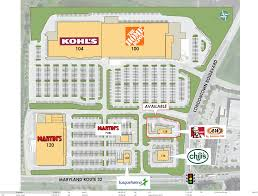 Kfc Floor Plan by Eldersburg Md Eldersburg Marketplace Retail Space For Lease