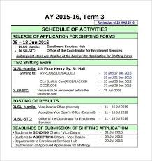 enrollment application template 15 club application templates