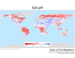 Soil Maps Center For Sustainability And The Global Environment Sage