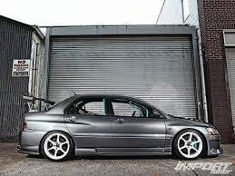 mitsubishi evo interior 2016 2005 mitsubishi lancer evolution viii mr import tuner magazine