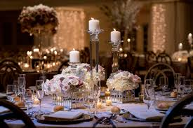 Mirror Vases Light Up Your Reception Stunning Ways To Use Candles In Wedding