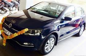 volkswagen pune volkswagen polo hl 1 2 petrol my night blue german beauty