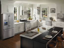 Kitchen Designs Victoria Kitchen Frigidaire Appliance Package For Modern Kitchen Design