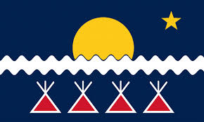 Pan American Flag Flags Of Native American Tribes